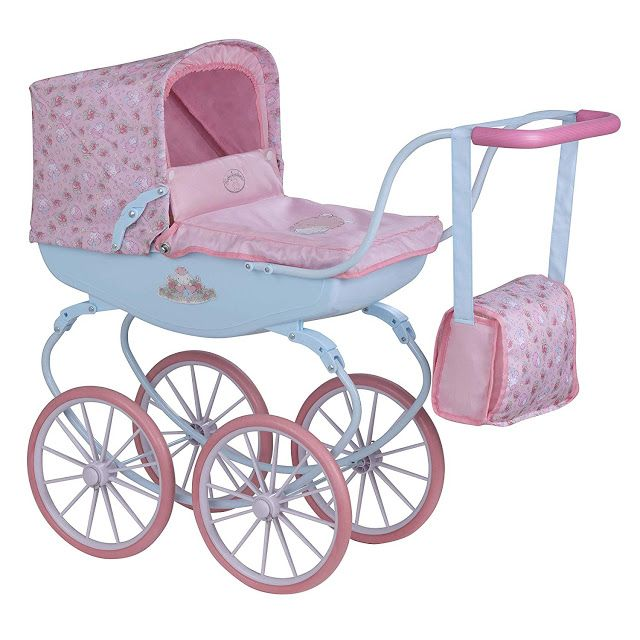 Baby Annabell Carriage Pram Review