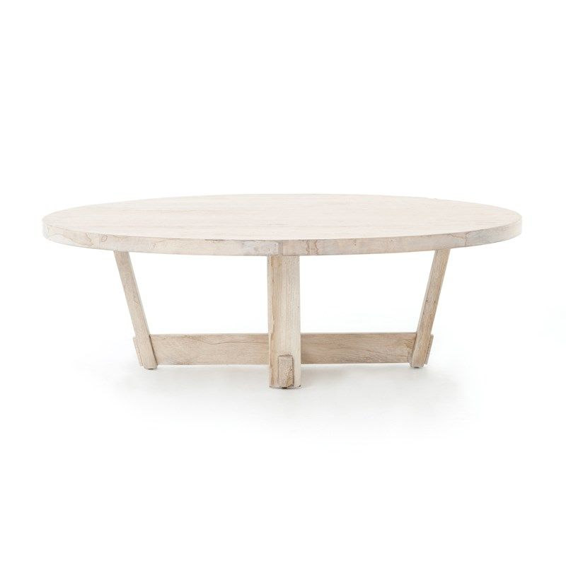 Brock Round Coffee Table
