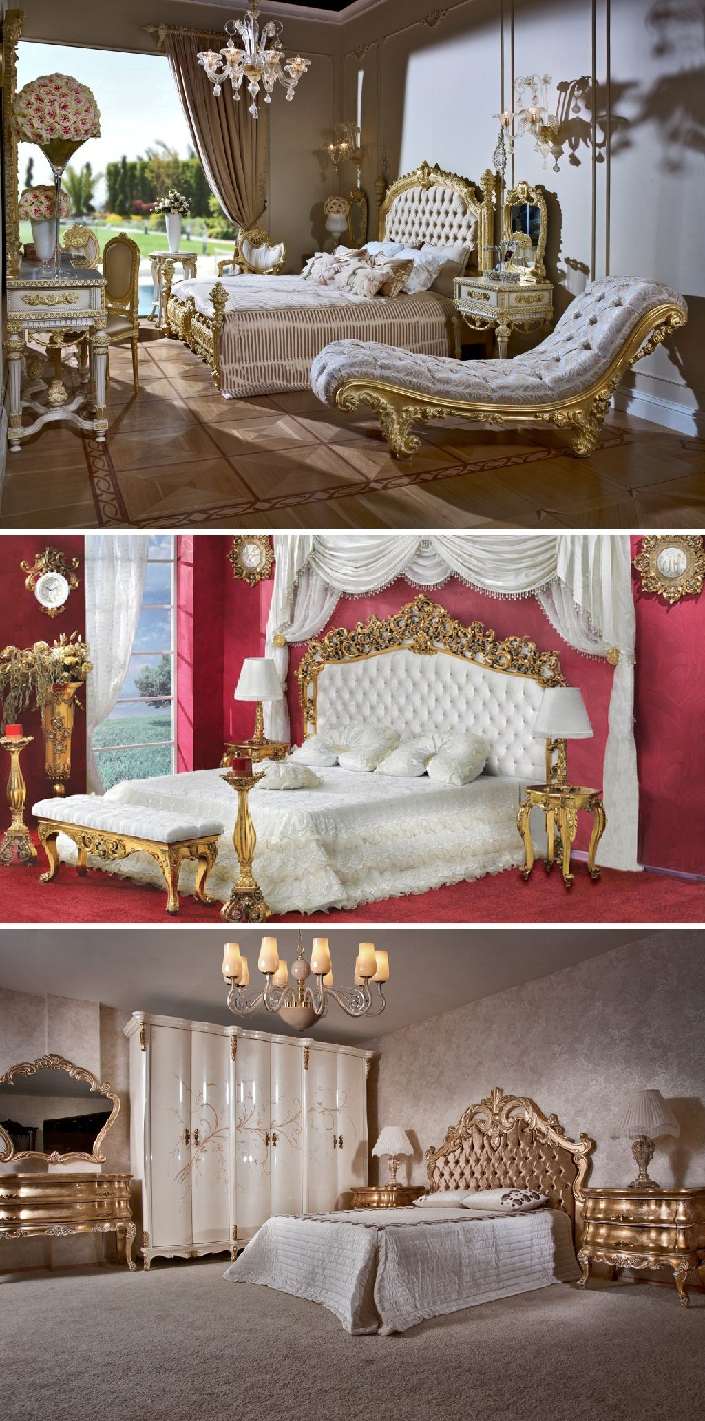 Classic Style Bedroom Sets is part of bedroom Classic Style - Nowadays, one of the most popular furniture styles is the classic style  Classic style bedroom set models are offered with creative details and they are all chic and worth seeing