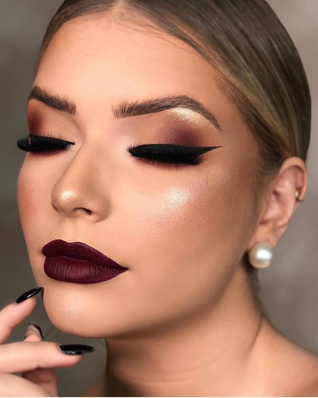 Great Full Face Makeup Ideas Fullfacemakeupideas Beauty Makeup Tutorial Cute Makeup Looks Full Face Makeup