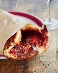 Pizza tomate origan -  Nancy Silverton's Tomato-Oregano Pizza Recipe on Food & Wine