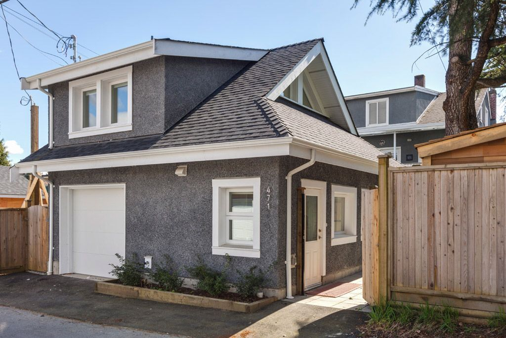 Small House Little Laneway House A 550 Square Feet Home