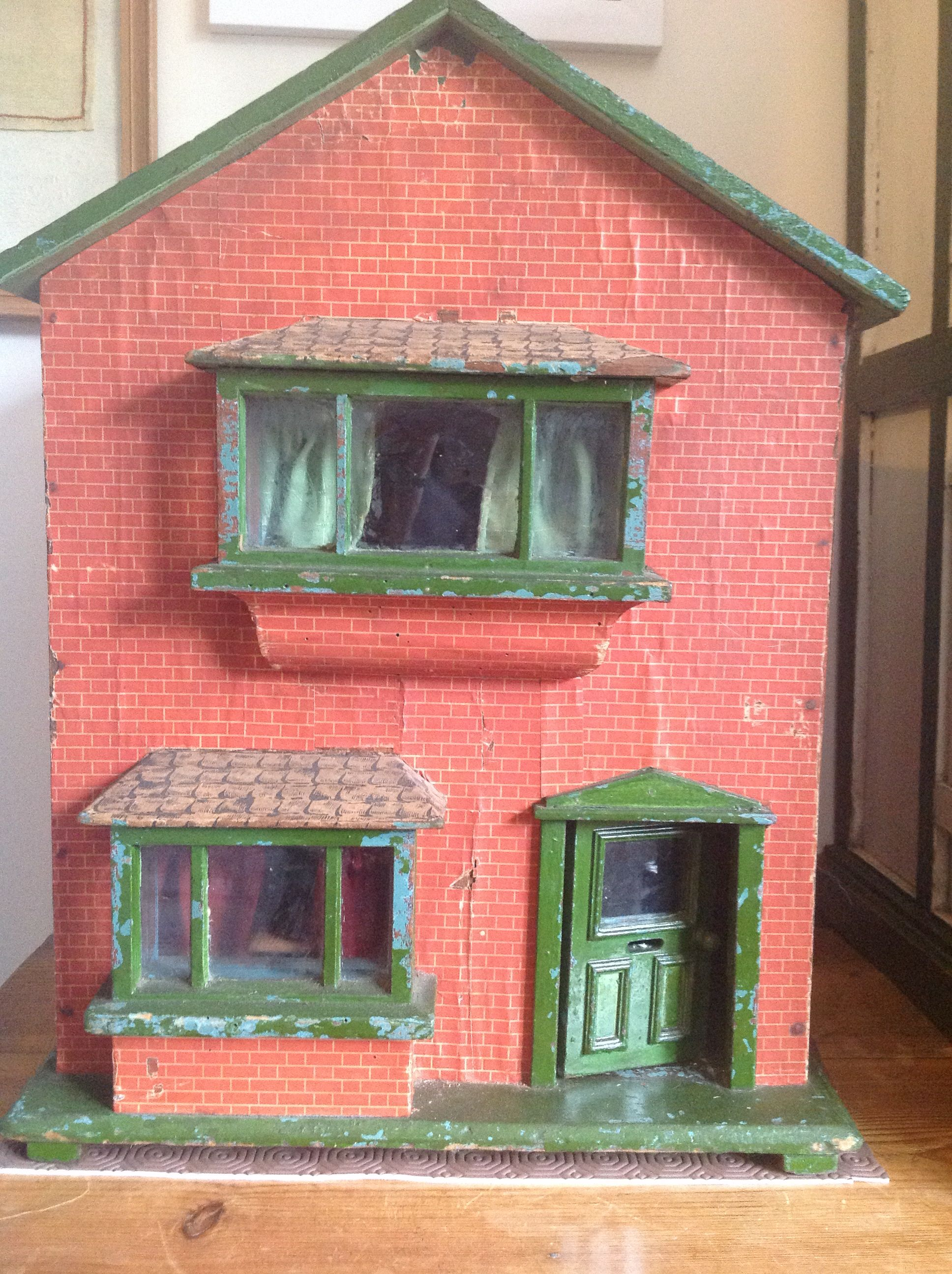 Pin by natg23 on Dollhouses   Pinterest   Doll houses, Dolls and ...