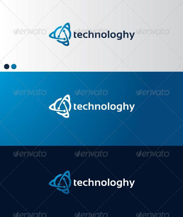 Technology Technology Logo Logo Design Template And Logos
