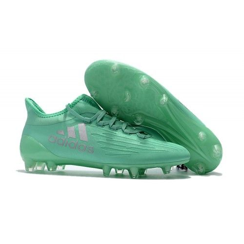 huge selection of 9f860 f2e05 2017 Baratas Adidas X 16.1 FG AG Botas De Futbol Verde