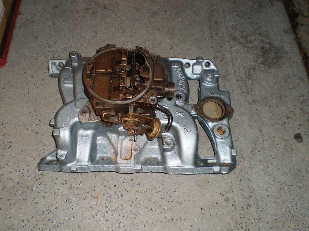 70 PONTIAC 400 ROCHESTER QUADRAJET CARB 7040264 FIREBIRD GTO