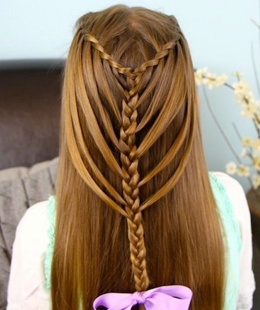 Hairstyles For School-Girls Hairstyles, Hairstyles For