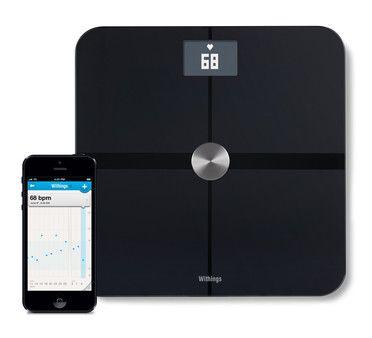 Älyvaaka punnitsee painosi, mittaa rasvaprosenttisi, lepopulssisi ja jopa kotisi ilmanlaadun. Kaikki tiedot siirretään langattomasti älypuhelimeesi sovelluksen välityksellä, ja niin kehityksesi kuin terveytesi ovat täydellisesti hallinnassasi joka hetki!