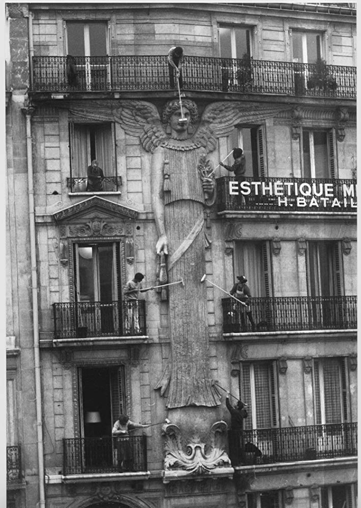 The So Called Caryatids 1984 In 2020 Agnes Varda Photo Old Photos