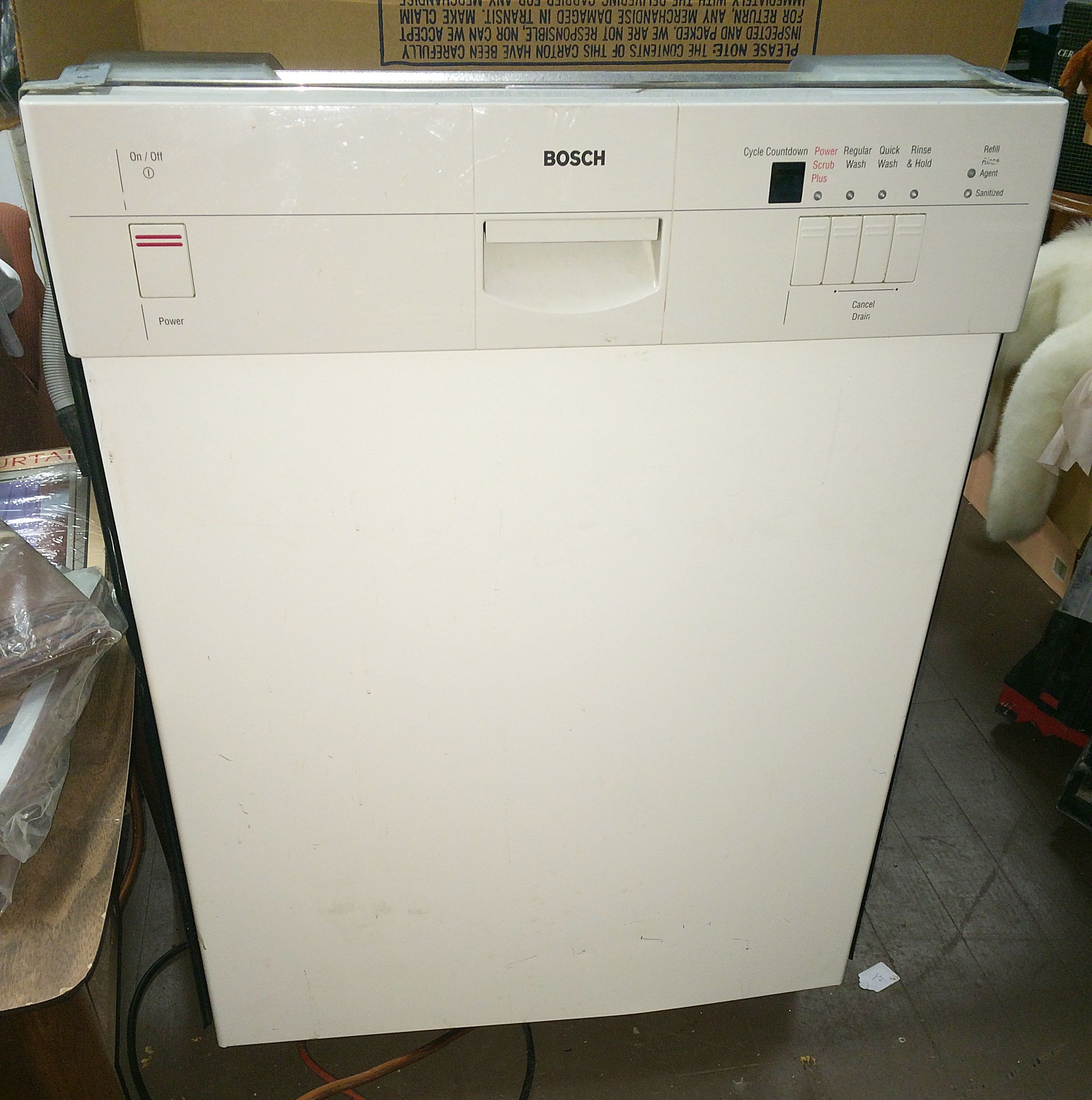 Bosch Stainless Dishwasher $60 | Stuff to Buy | Stainless