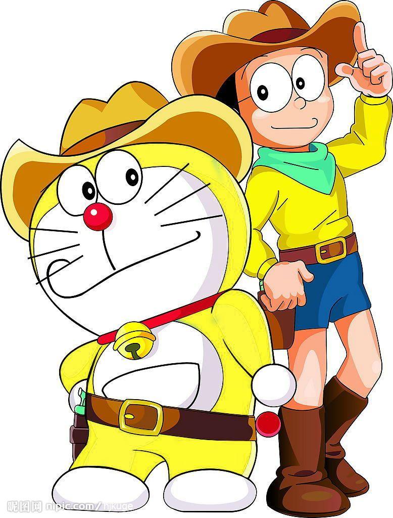 Doraemon Fan Art: Yellow Doraemon!