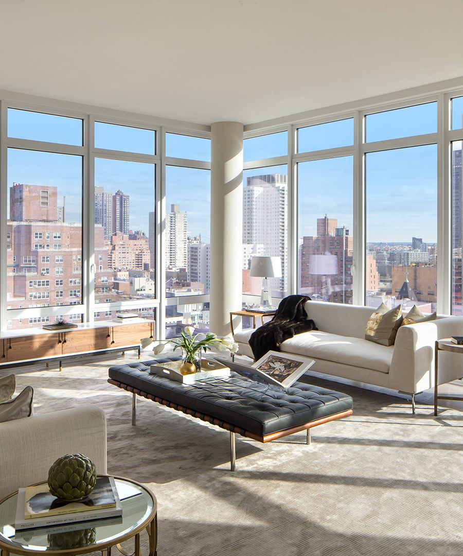 Pictures Inside A 10 Million Upper East Side Home Dujour Apartment View Luxury Apartments Apartment Luxury