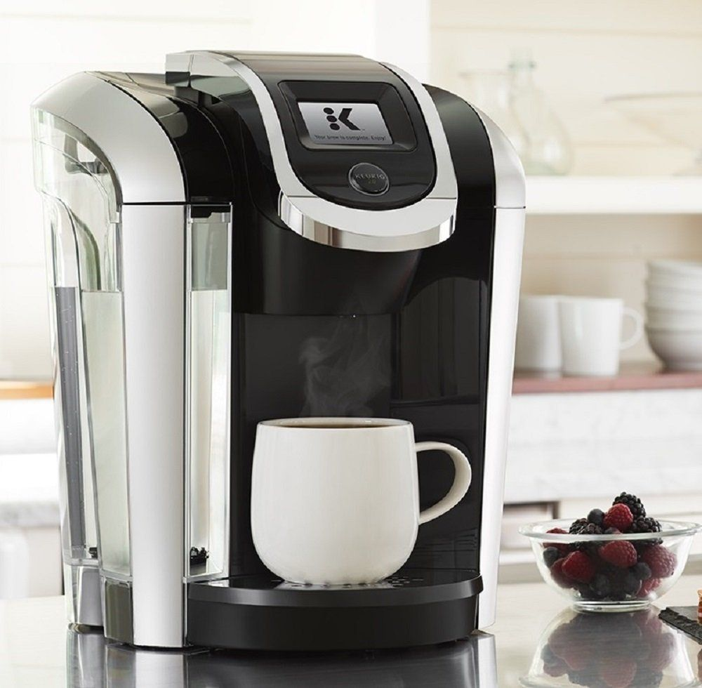 Keurig k475 programmable k cup pod coffee maker with 12