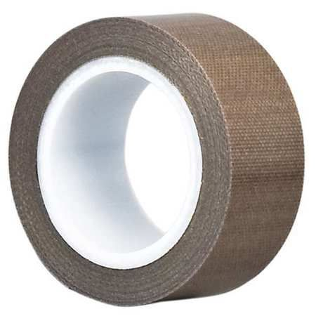 """Tapecase <a href=http://0.125-5-sg05-10/>http://0.125-5-sg05-10/</a> (Pk5) Ptfe Fabric Tape,1/8""""x5Yd.,pk5"""