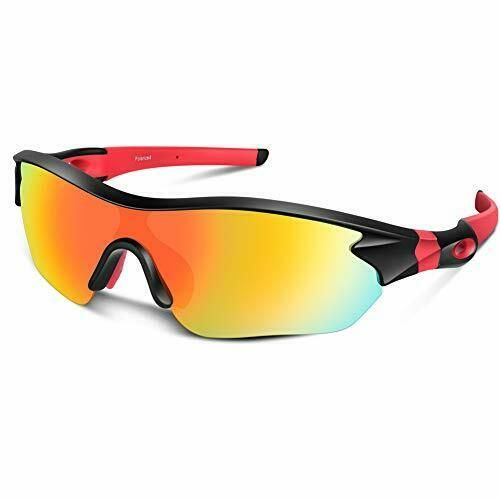82e34931c60b Polarized Sunglasses for Men Women Youth Sports Baseball Running Fishing  Safety  affilink  polarizedsunglasses  womensunglasses  mensunglasses ...