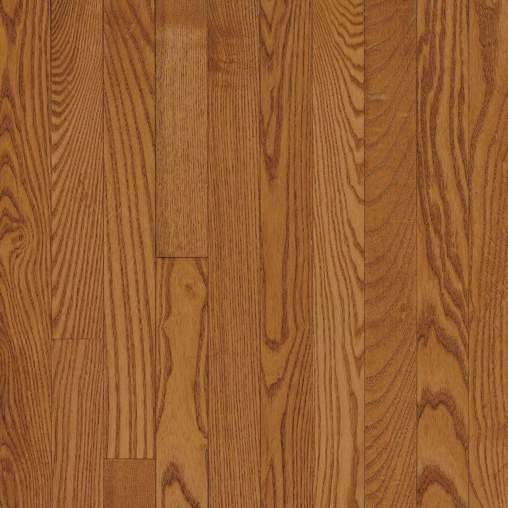 Natural Reflections Butersctch White Ash Solid Hardwood Flooring