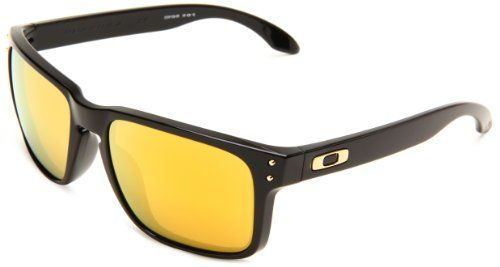 mens sunglasses oakley  Oakley Men\u0027s Holbrook Iridium Sunglasses