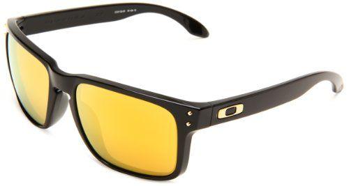 mens sunglasses oakley  Oakley Men\u0027s Holbrook Iridium Sunglasses