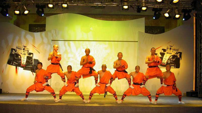Talent Show Martial Arts Ideas