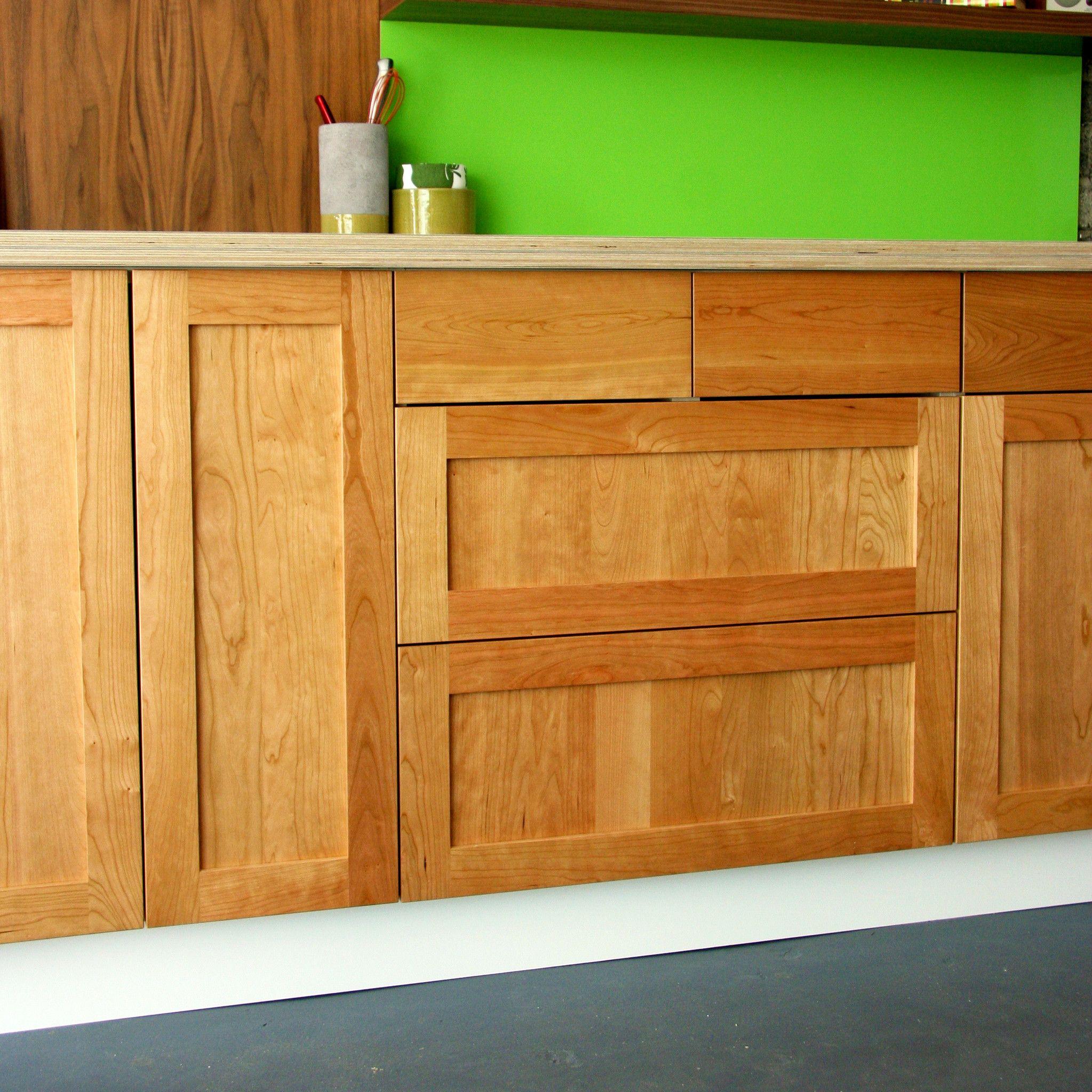 Browse Material Kitchen design, Custom doors