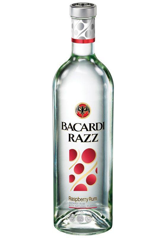 Bacardi Rum Black Razz Rum Eten En Drinken Eten