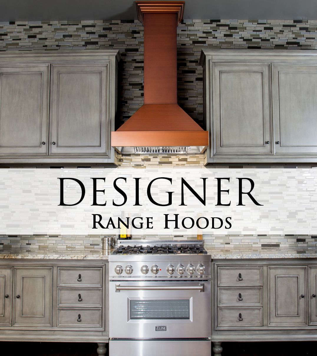 Zline Is The Industry Leader In Designer Range Hoods Stainless Steel Handcrafted Wood And 7 Layer Coppe Kitchen Range Hood Stainless Range Hood Range Hoods