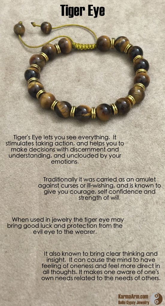 1db9224c01647 Tiger s Eye lets you see everything. It stimulates taking action