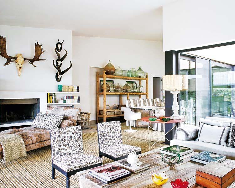 espacios casas nuevo estilo revista de decoracin