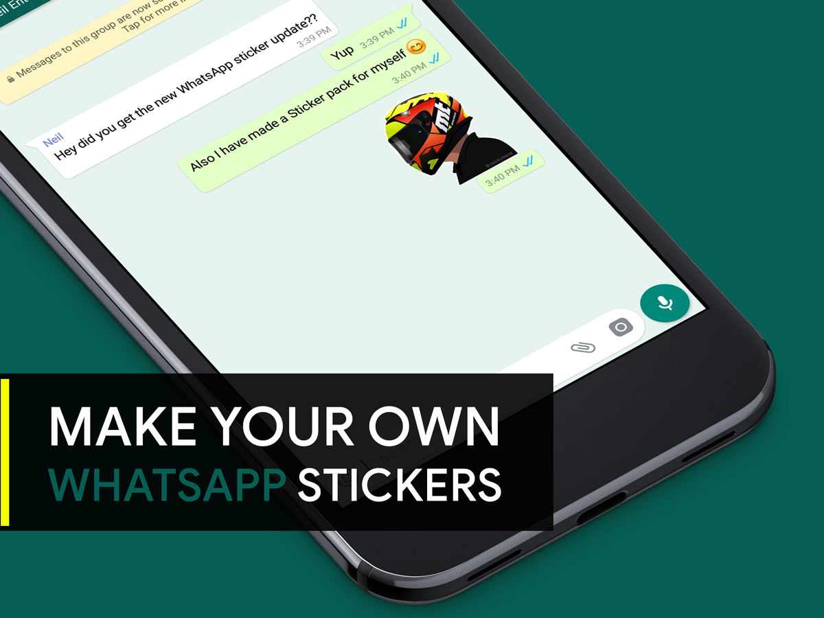 Whatsapp Custom Sticker Custom Stickers Custom Sticker Design