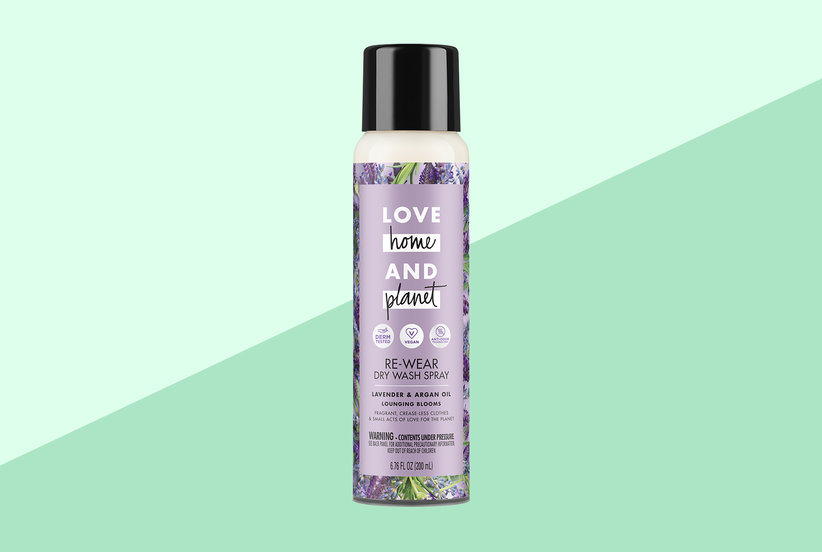 Love Home And Planet S Re Wear Dry Wash Spray Review Spray