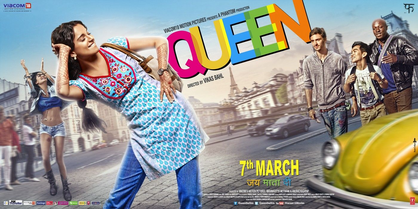 Kangna Ranaut's Queen is the new King | Indian movies, Queen movie, The  others movie