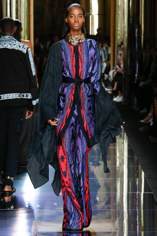 Balmain   Spring 2017   Menswear