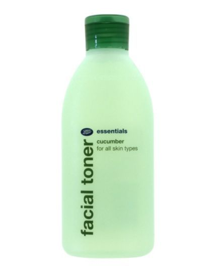 Boots Essentials Cucumber Facial Toner 150ml Boots Facial