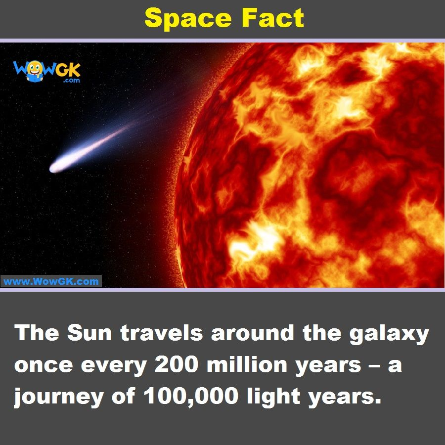 Galactic travel space facts facts milky way