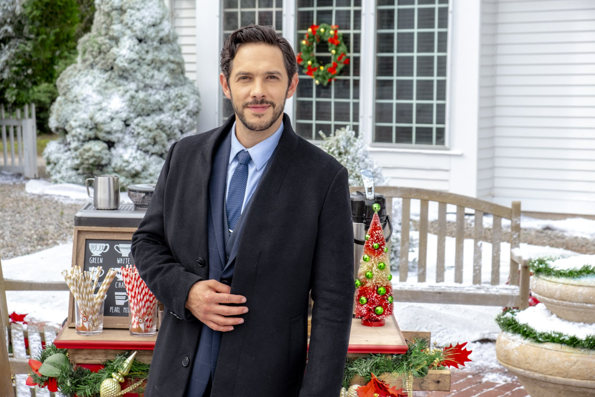 Christmas At Pemberley Manor Cast.Check Out Photos From The Hallmark Channel Movie Christmas