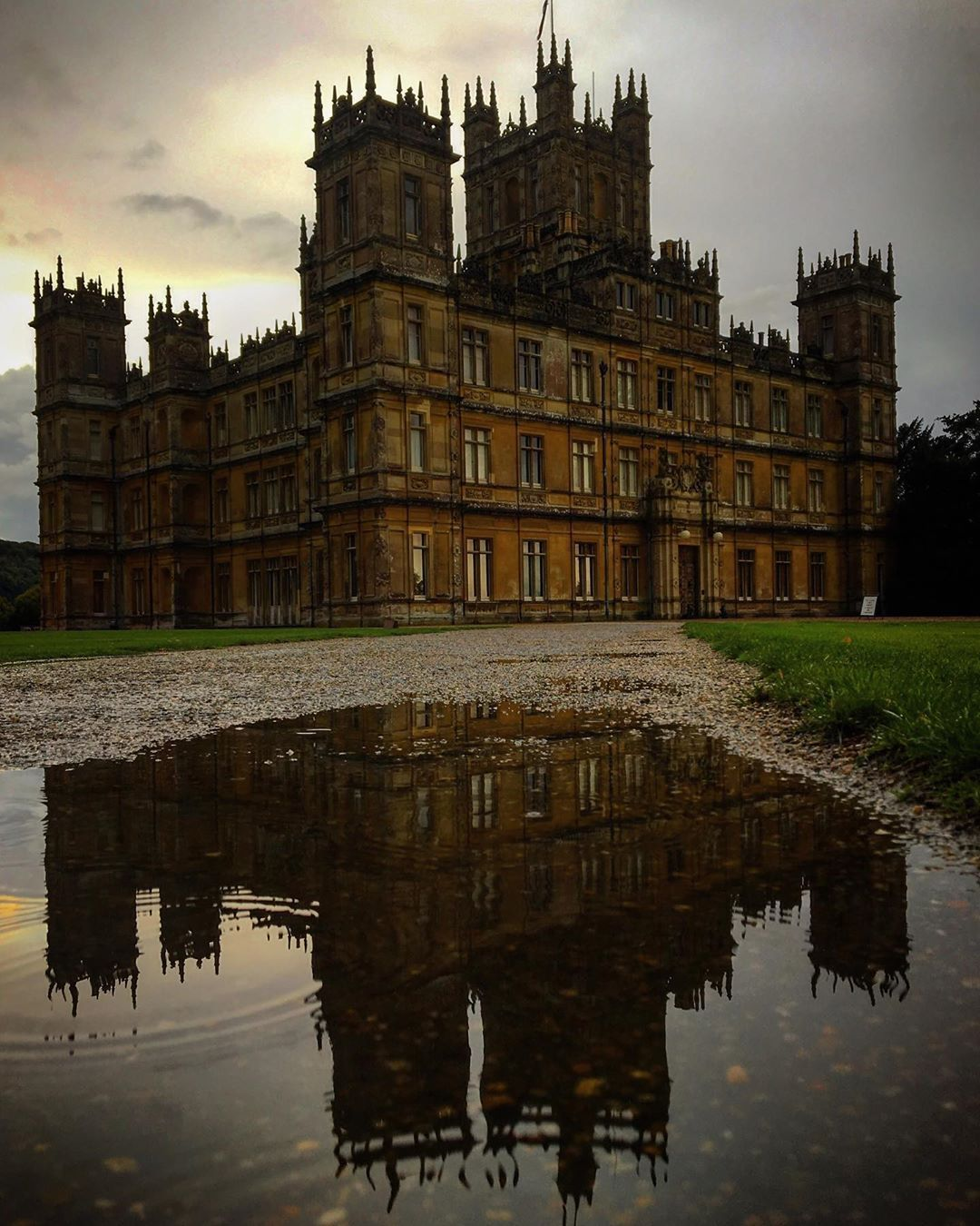 """Paul Mc Taggart On Instagram: """"A #rainy #autumn Day At The"""