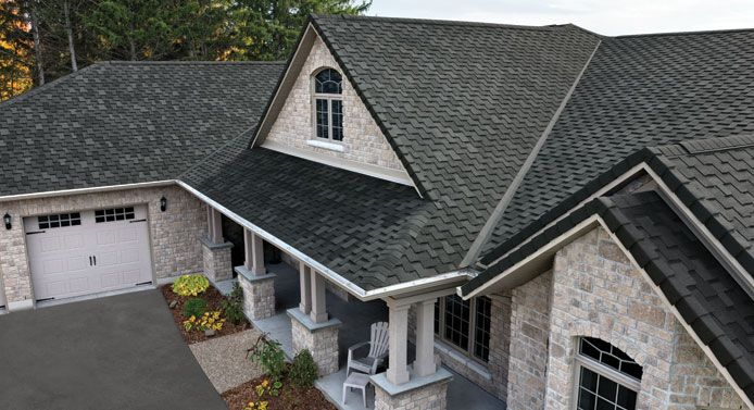 Iko Residential Roofing Projects Roof Shingles Gallery Roof Cost Roof Maintenance Roof Shingles
