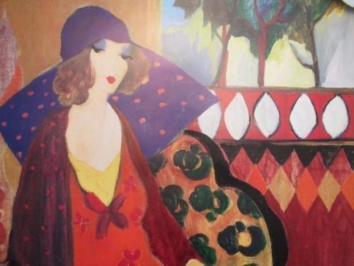 Itzchak Tarkay Seriolithograph in Art, Art from Dealers & Resellers, Prints   eBay
