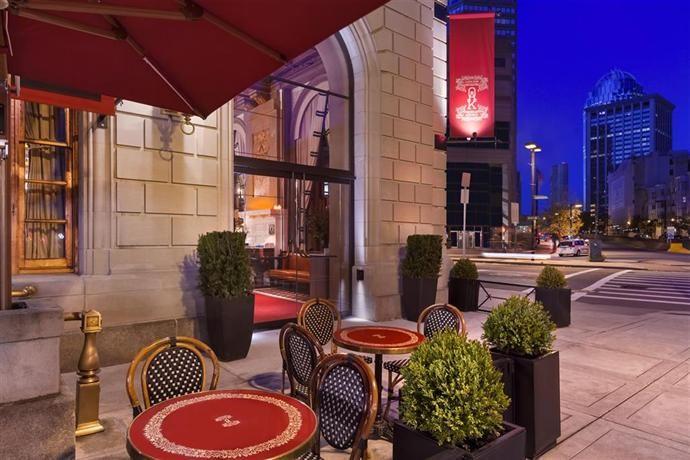 Hotel Deal Checker The Fairmont Copley Plaza Boston