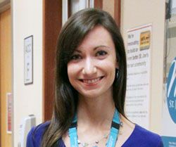 St. Joe's dietitian Melissa Murray has tips for eating healthy during shift work
