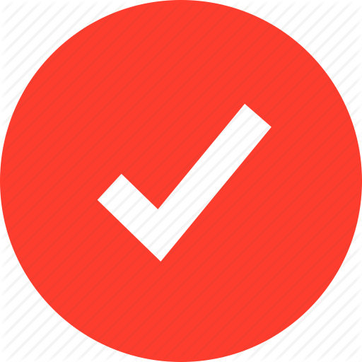 Approved Check Checkmark Mark Materialdesign Ok Safe Icon Download On Iconfinder Flat Design Icons Icon Design Inspiration Icon