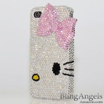 Hello Kitty Bling iPhone Case!!!!!