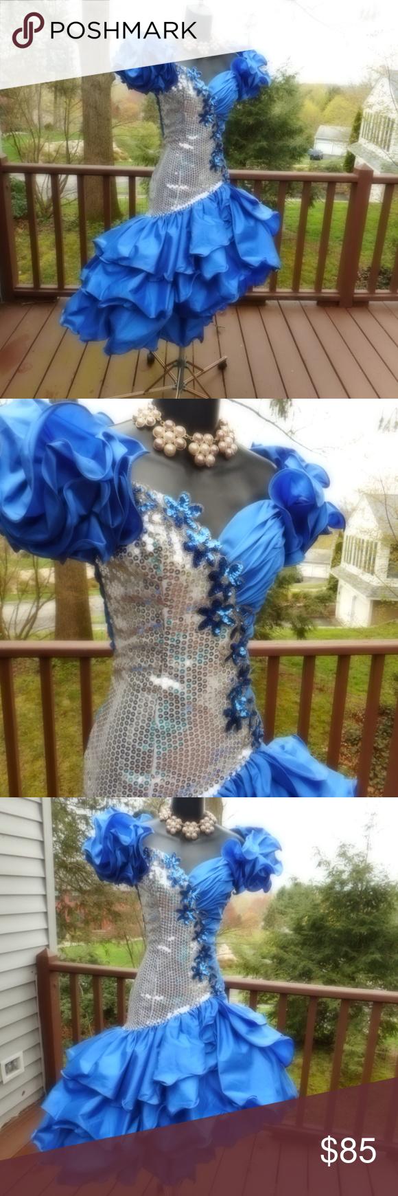 Vintage 80s Total Wild Child Prom Party Dress Xs S Prom Party Dresses 80s Prom Dress Costume Alyce Prom Dress [ 1740 x 580 Pixel ]
