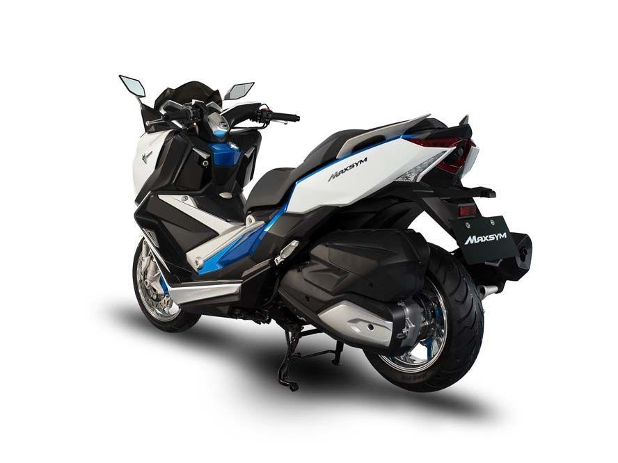 Galeria Sym Maxsym 500 2016 Fotos My Ride Bike Motorcycle