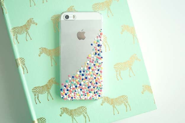 The Coolest of The Cool DIY iphone Case Makeovers (31 of