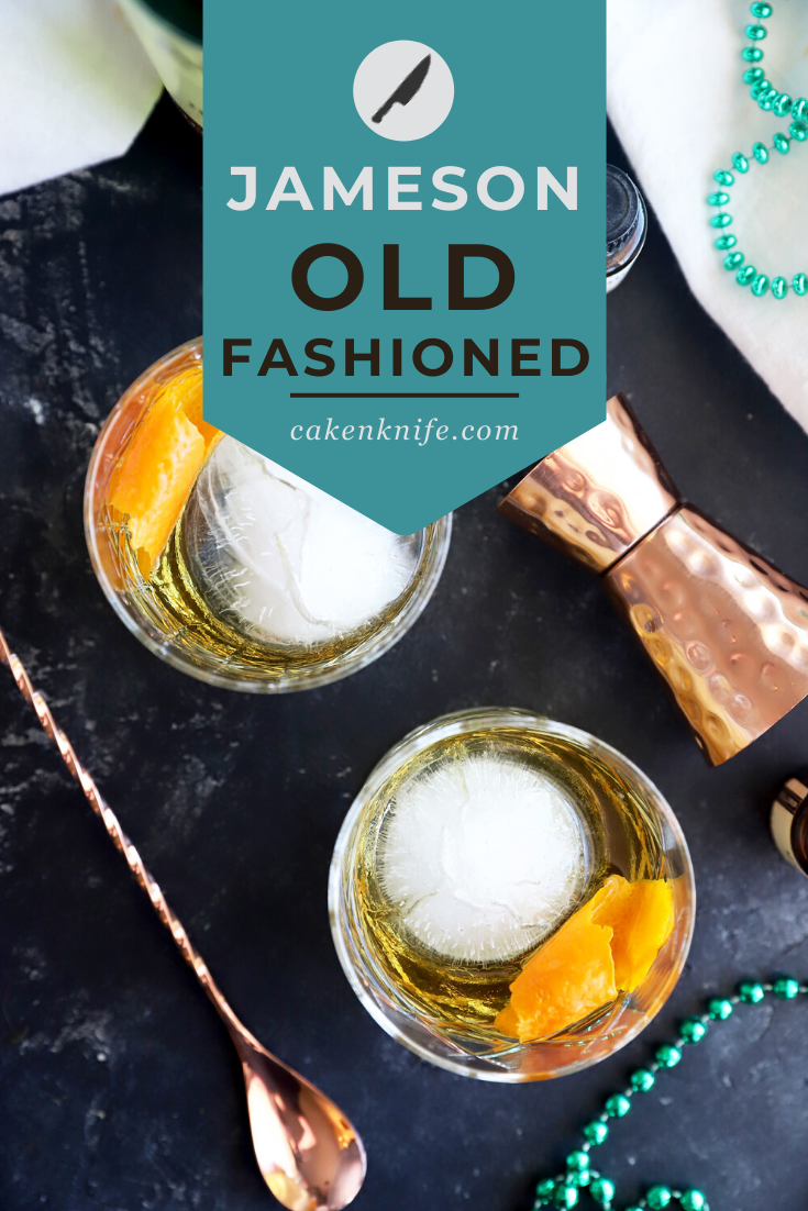 Photo of Jameson Old Fashioned Recipe – Cake 'n Knife