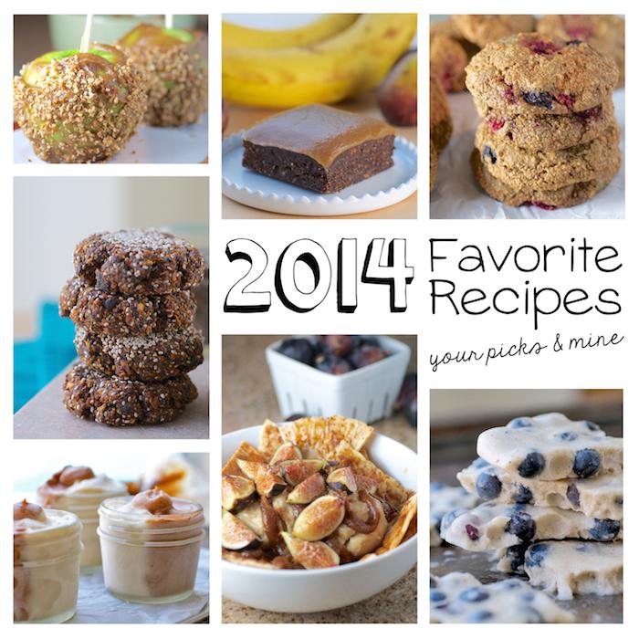 Top 10 Favorites of 2014 • Your Picks + My Picks - Feasting on Fruit
