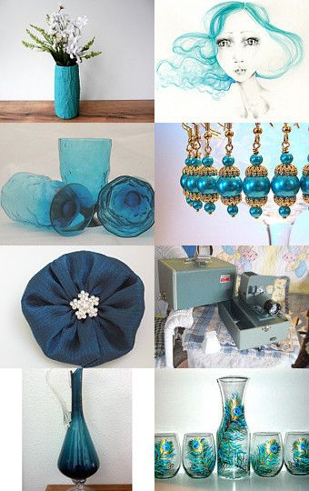 """""""Teal Good"""" by EmilysCraftys --Pinned with TreasuryPin.com"""