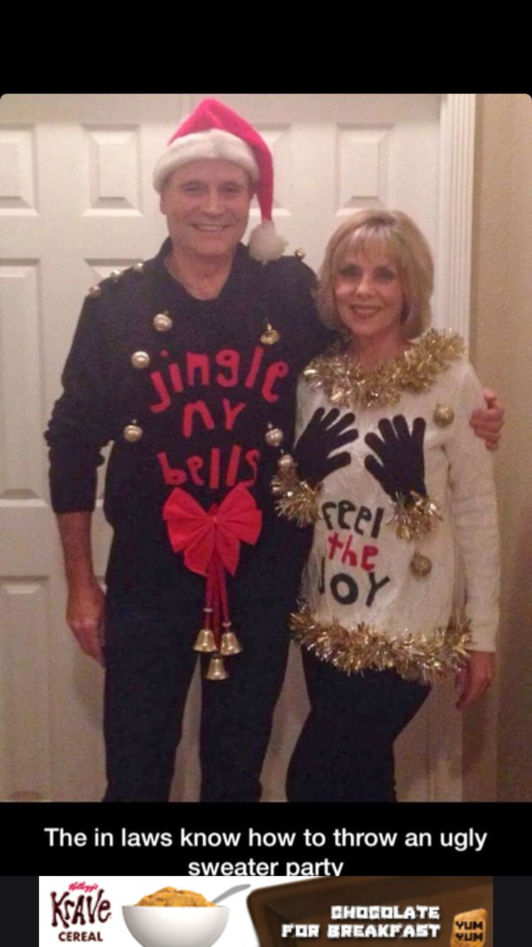 Ugly Sweater Ideas Christmas Party Part - 28: The 25+ Best Igly Christmas Sweaters Ideas On Pinterest | Reindeer Ugly  Sweater, Christmas Sweater With Lights And DIY Ugly Christmas Sweater With  Lights
