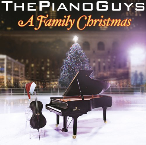 Think We Could Beat Celine Dion And Katy Perry On The Amazon Charts If You Like Our New Christmas Album Would Piano Guys Christmas Christmas Albums Piano Man